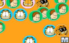Garfield and Friends: BubbleShooter