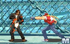KOF The Strongs Fighting