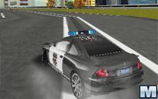 Police Car Drift