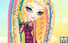 Bratz Cloe New Style Dress Up