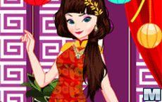 Elsa China Princess