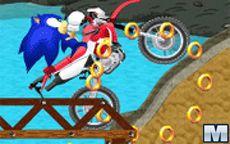 Sonic Moto Adventure