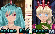Anime Elf Creator