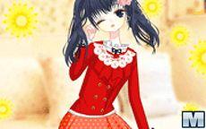 Cute Anime Style 1