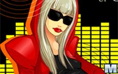 Gaga Glam Fashion