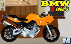 Tune My BMW F800 S