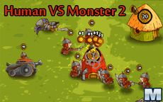 Human Vs Monster 2