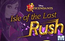 Descendants - Isle Of The Lost Rush