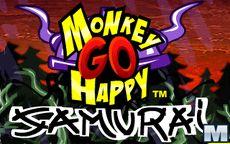Monkey Go Happy Samurai