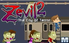 Zevil 2: The City of Terror