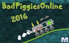Bad Piggies Online 2016
