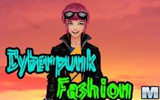 Cyberpunk Fashion Dress Up