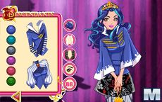 Descendants Evie Dress Up