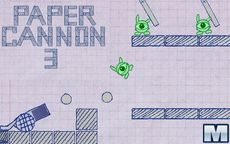 Paper Cannon 3