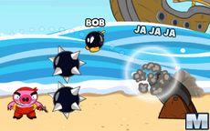 Bombe Esplosive e Maiali Pirati
