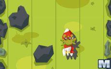 Goblin Rocket Rider!