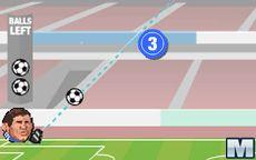 Testoni del Calcio: Allenamento Tiro