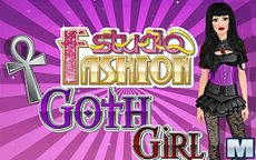 Fashion Studio - Goth Girl