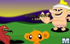 Monkey Go Happy: Sopravvivenza