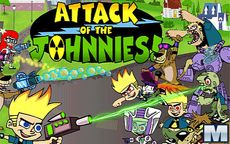 Attack of the Johnnies