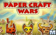 Paper Craft Wars