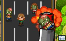 Zombie Crash Dead