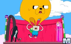 Adventure Time: Jake, Finn e le Caramelle