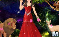 Princess Of Animales Dress Up