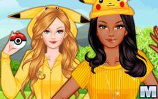 Pokémon GO Barbie