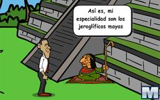 Obama e la Profezia Maya