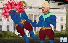 Donald Trump vs Clinton
