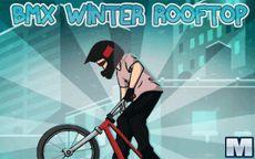 BMX Winter Rooftops