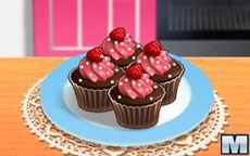 Cupcakes di Cioccolata