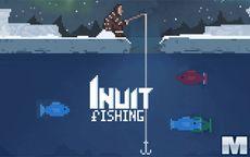 Inuit Fishing