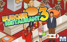 Burguer Restaurant 3