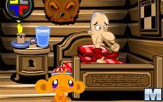 Monkey Go Happy Cabin