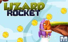 Lizard Rocket