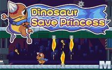 Dinosaur Save Princess