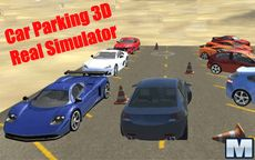 Car Parking 3D Real Simulator