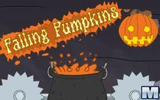 Falling Pumpkins