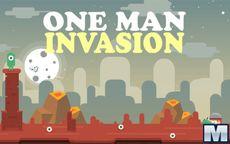 One Man Invasion
