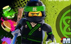 Ninjago Ninja Training Academy