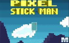 Pixel Stick Man