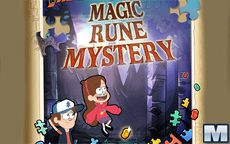 Magic Rune Mystery