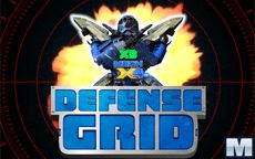 Mech X4 Defense Grid