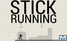 Stick Running
