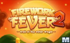 Firework Fever 2 Trail of the Water Dragon