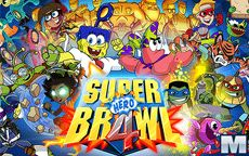 Super Hero Brawl 4