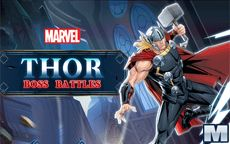 Avengers Games: Thor - Boss Battles