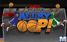 Arcade Alley Oop!